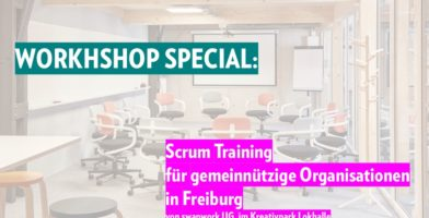 workshop special scrum master