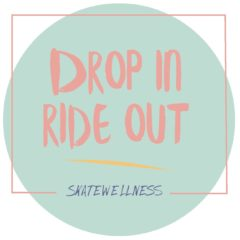 Logo Drop In Ride Out