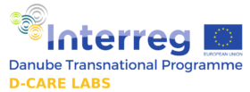 Interreg D-Care Labs Logo